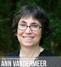 Interview with publisher and editor, Ann VanderMeer