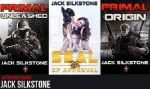 Interview with self-published author, Jack Silkstone
