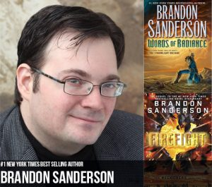 Interview with Brandon Sanderson