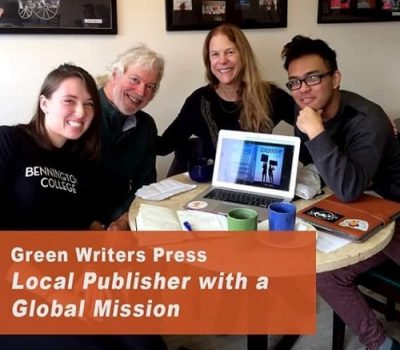 Interview with Green Writers Press